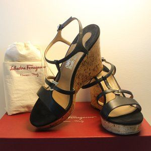 Salvatore Ferragamo Wedge Sandals